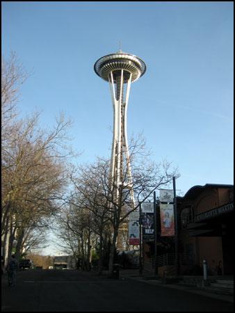 미국서부여행 7일차 (7): 시애틀, 스페이스 니들