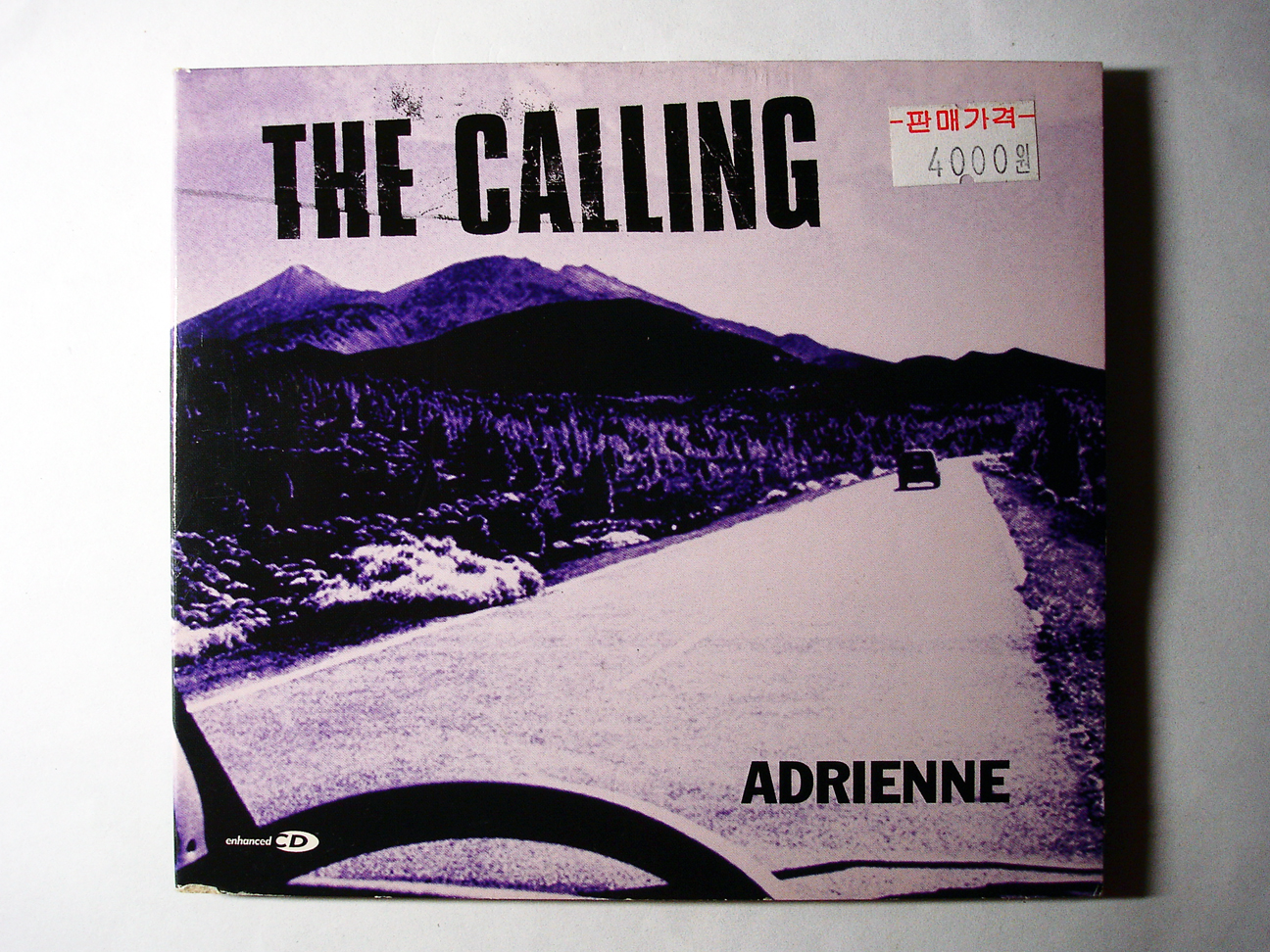 (single) Adrienne – The Calling