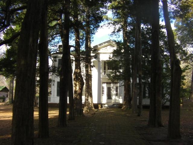 미국, 미시시피주 옥스퍼드: 윌리엄 포크너의 집