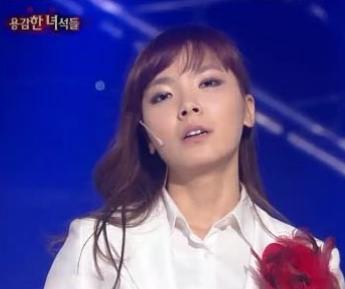 """보라 """"유부녀 한가인, 김수현과 안 어울려"""""""