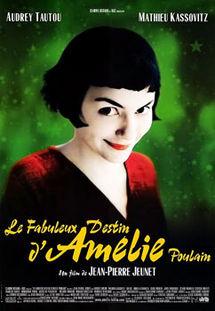 아멜리에 - 기괴함이 매력인 로맨틱 코미디