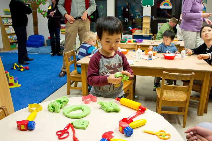 Pre-school Open House 2