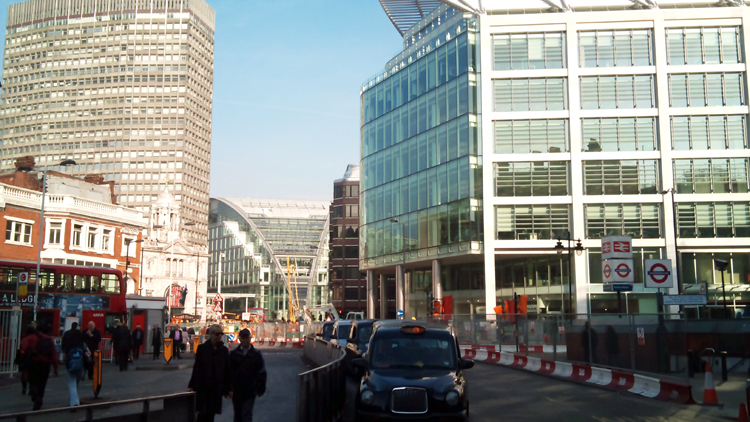 2012 런던 4. 비틀즈, 그리고 goodbye 런던!
