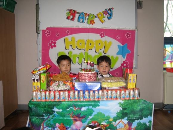 20110331 생일잔치