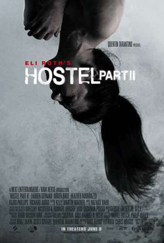 호스텔 2 (Hostel: Part II, 2007)