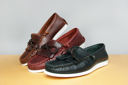 - Paul Smith – Ripley Boat Shoes