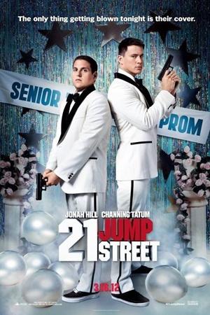 조니 뎁이 원조였던 '21 Jump Street' 북미 첫날 성적