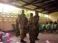 2010년 국방부 태권도훈련 수료식