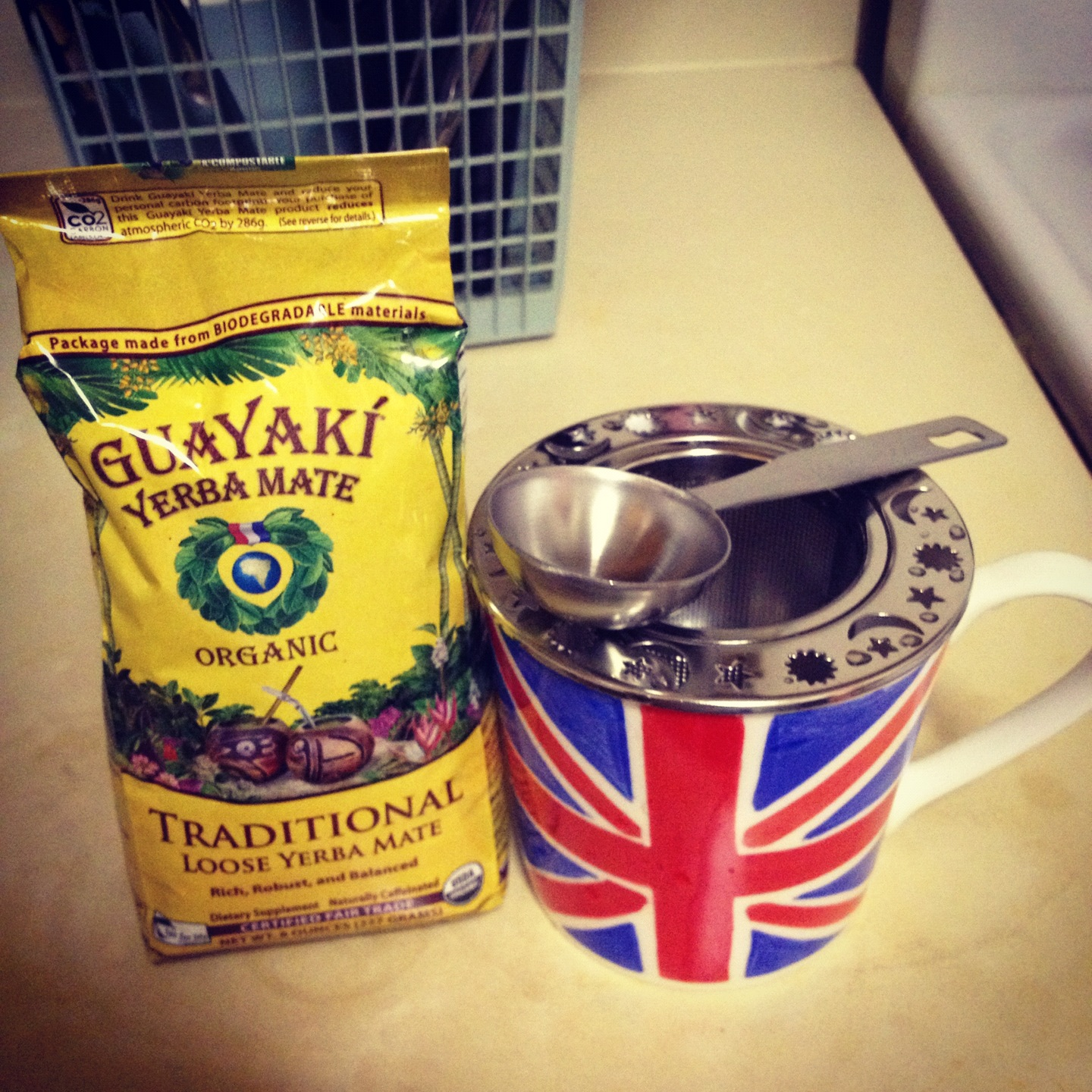 Guayaki Traditional Loose Yerba Mate