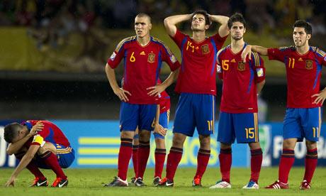 46) 스페인 축구 왕조는 얼마나 오래 지속될까?