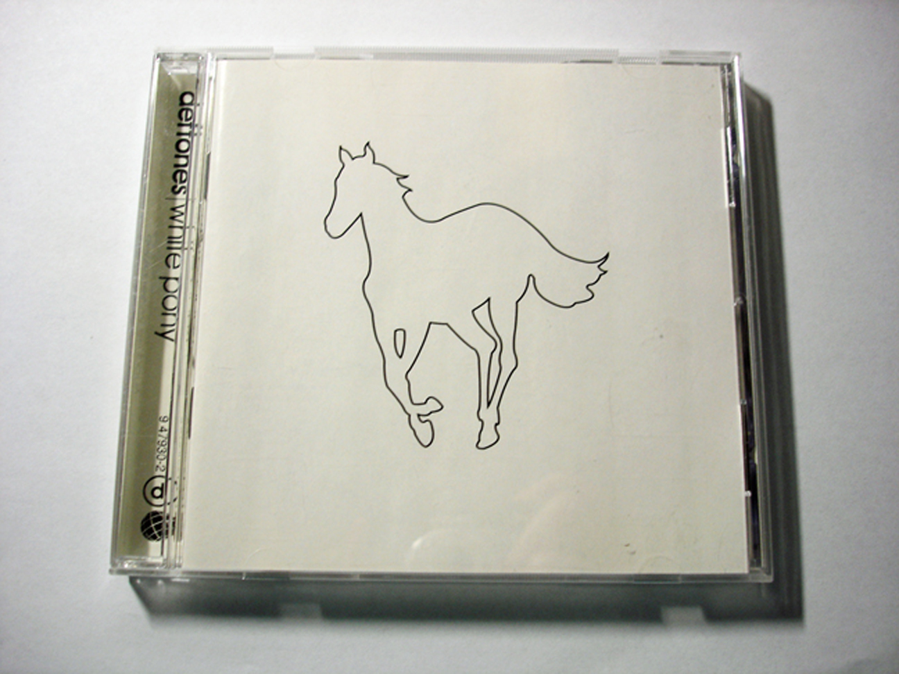 (album) White Pony (white cover) - Def..