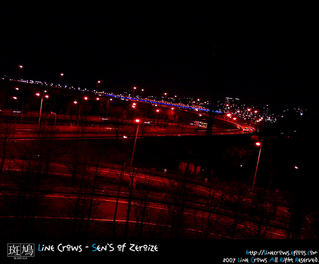 2012.04.14.2333hrs - 운동하고 오는 길. 성수대교.