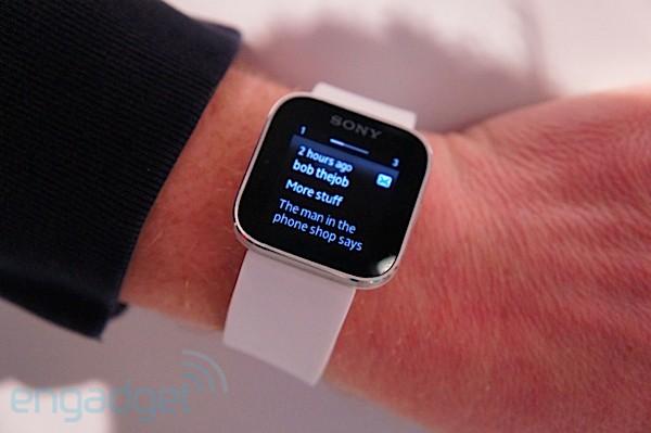 스마트 시계, 문자 시계, 종이 시계