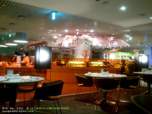 La Seine @ Lotte Hotel World