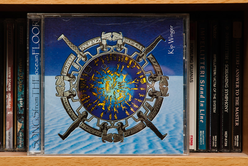 Songs From The Ocean Floor - Kip Winger / 2000