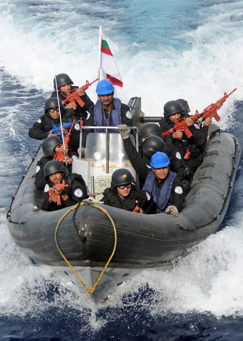 [사진] 미-인도 해군의 말라바르 2012 합동훈련 (2부)