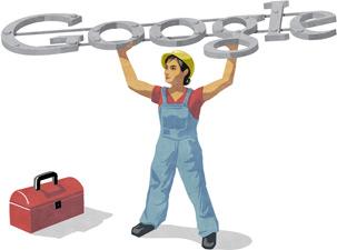 근로자의 날. 구글 에디션