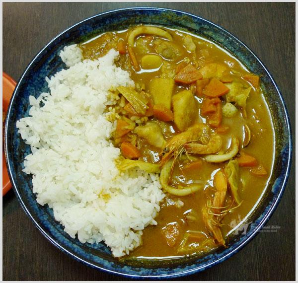 말레이 해물 커리 – malay seafood curry