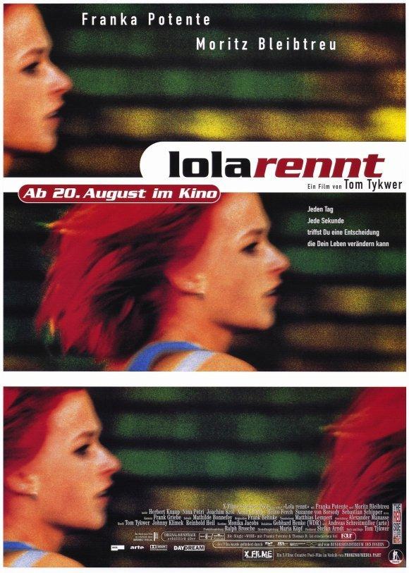 롤라 런, Lola Rennt, 1998