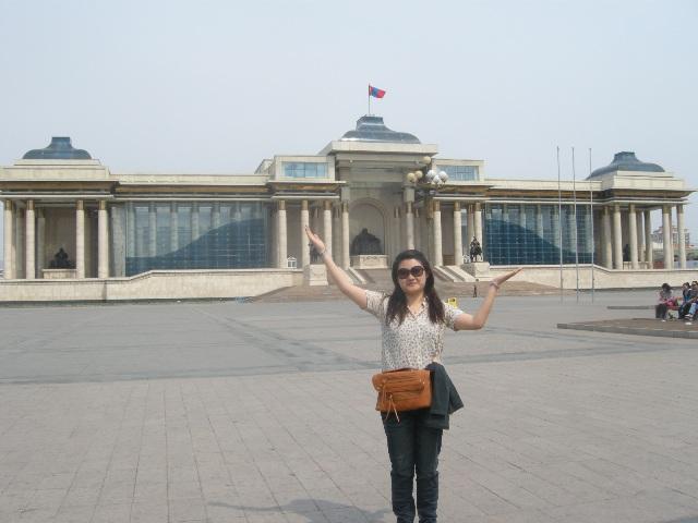 몽골 D+22 여행자의 날 : 3,4구역 +간당사원+하..