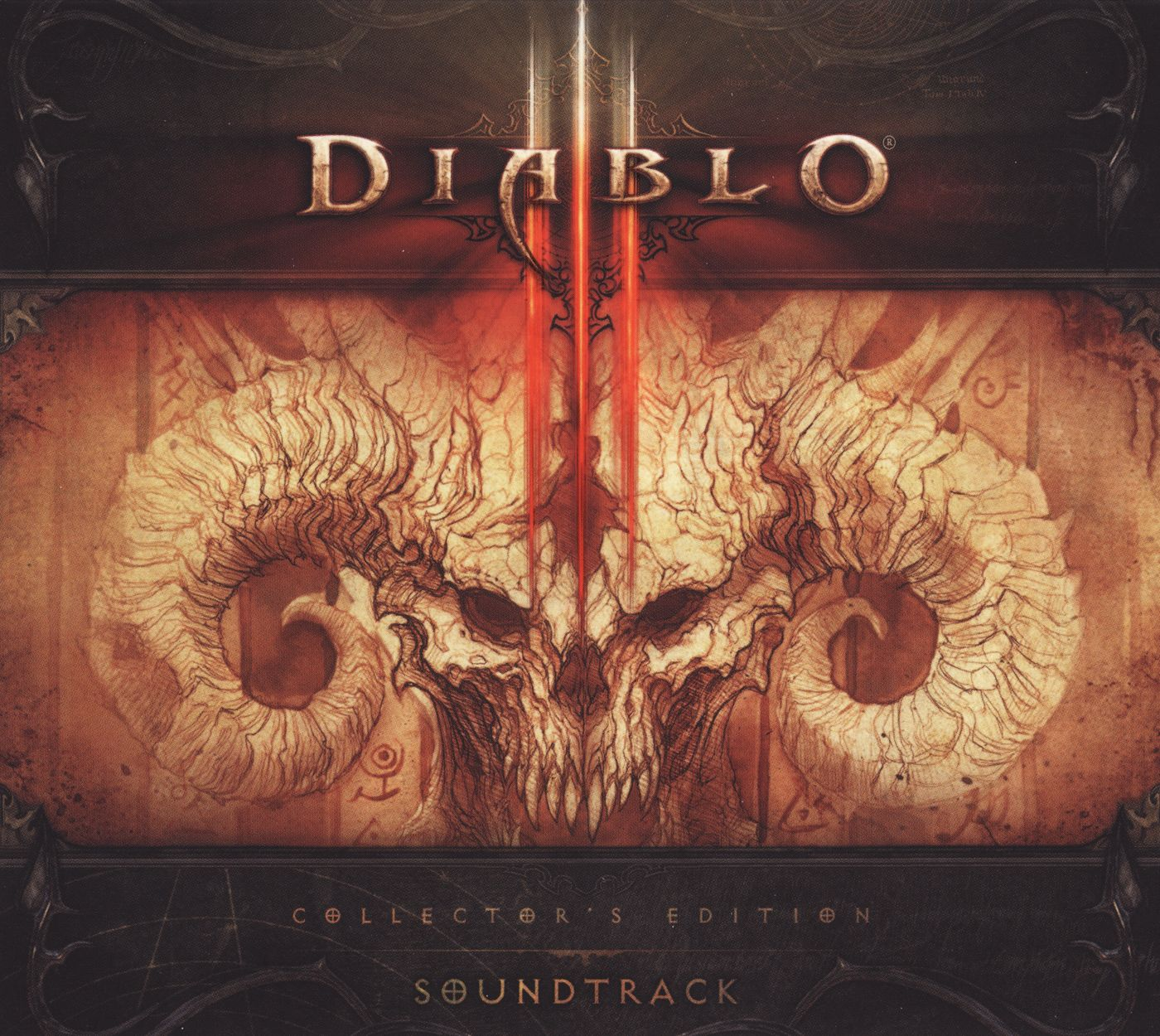 Diablo III Collector's Edition Soundtrack