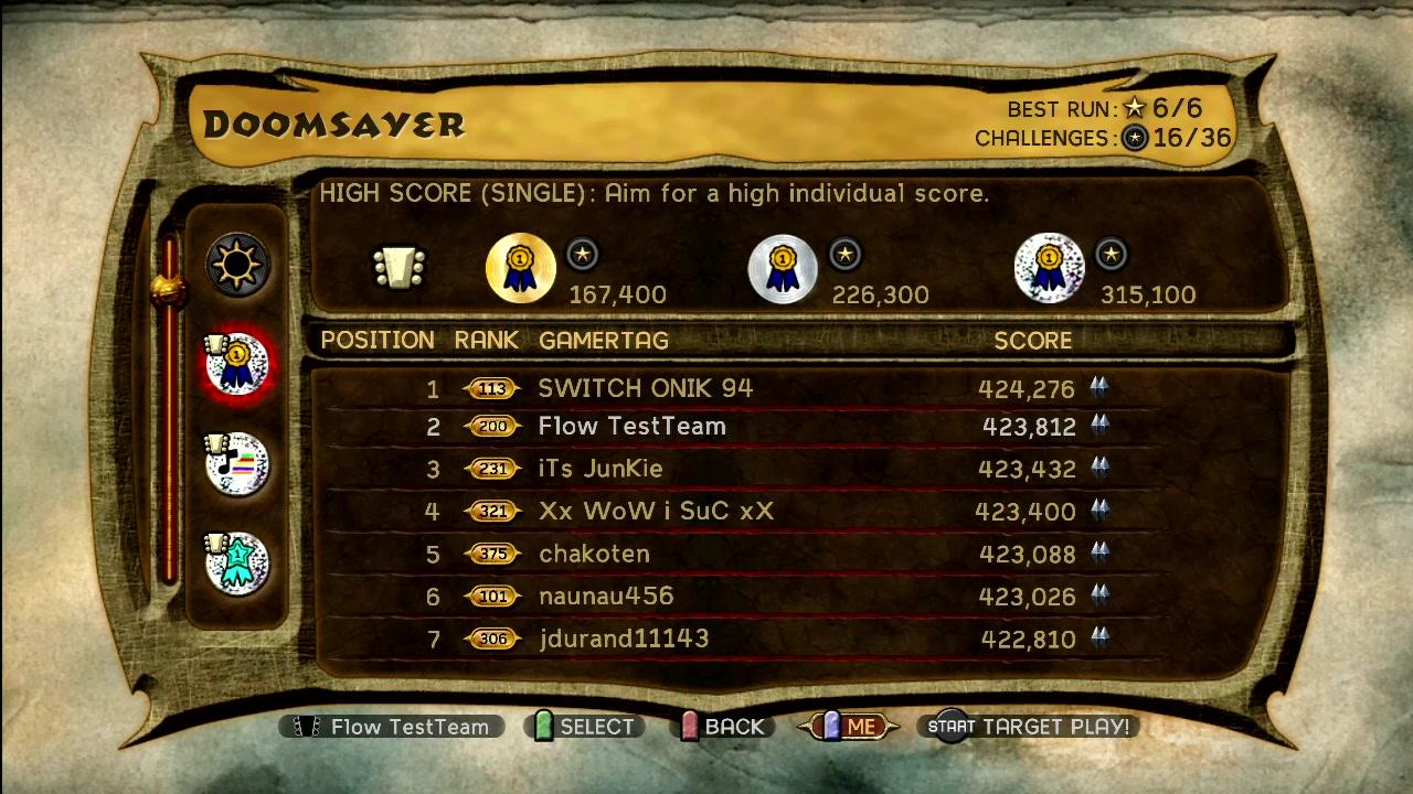 #2 Doomsayer 424K
