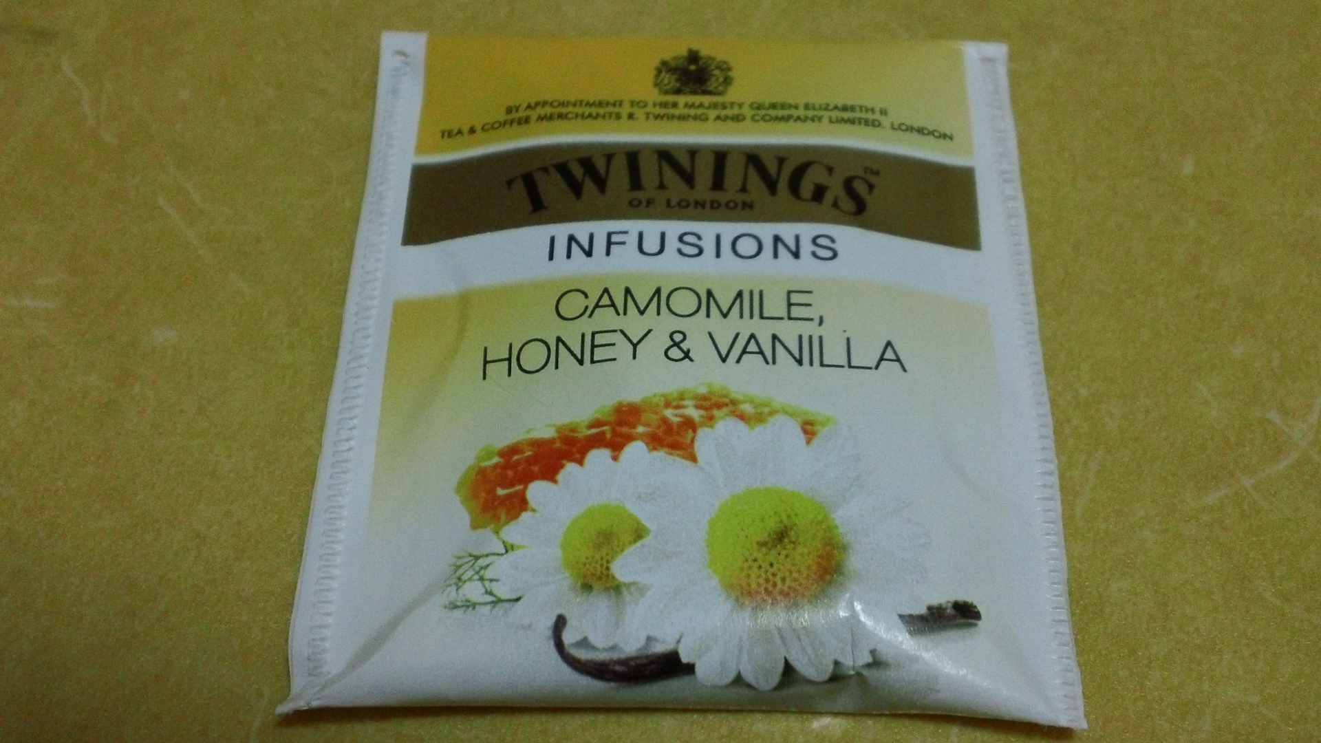 Tea - Twining, Camomile, Honey & Vanilla