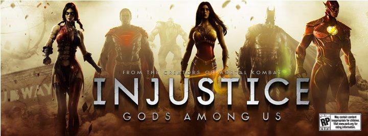 워너브라더스 게임즈, 인 저스티스: Gods Among..