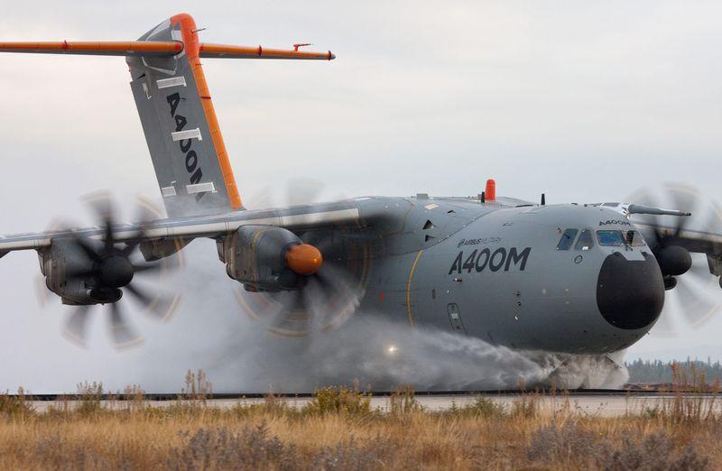 A400M 수송기 도입계획을 고수 중인 스페인