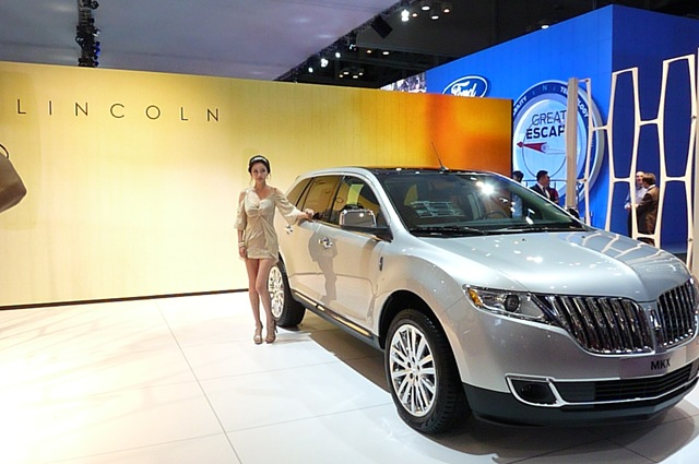 2012 부산국제모터쇼, 포드(Ford)