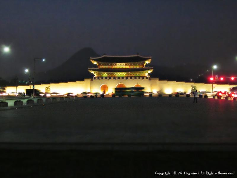 서울구경 : 광화문 밤산책