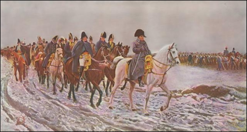 나폴레옹은 동장군에 패했을까?
