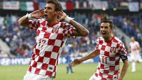 크로아티아, '안티풋볼' 스페인 대처법 제시했다