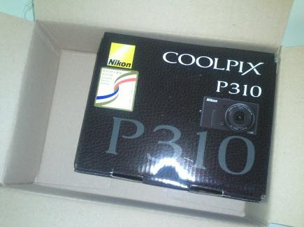 [카메라] 니콘 p310 구입기