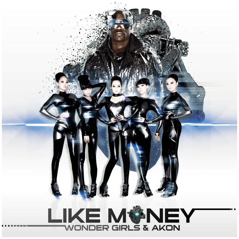 Wonder Girls - Like Money ft. Akon