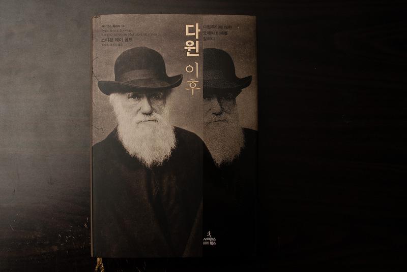 다윈 이후 - 스티븐 제이 굴드 / 홍욱희, 홍동선 역