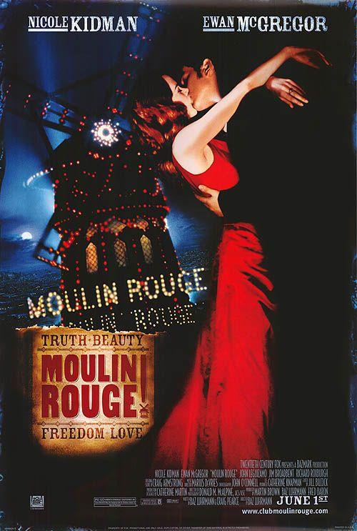 물랑 루즈, Moulin Rouge, 2001