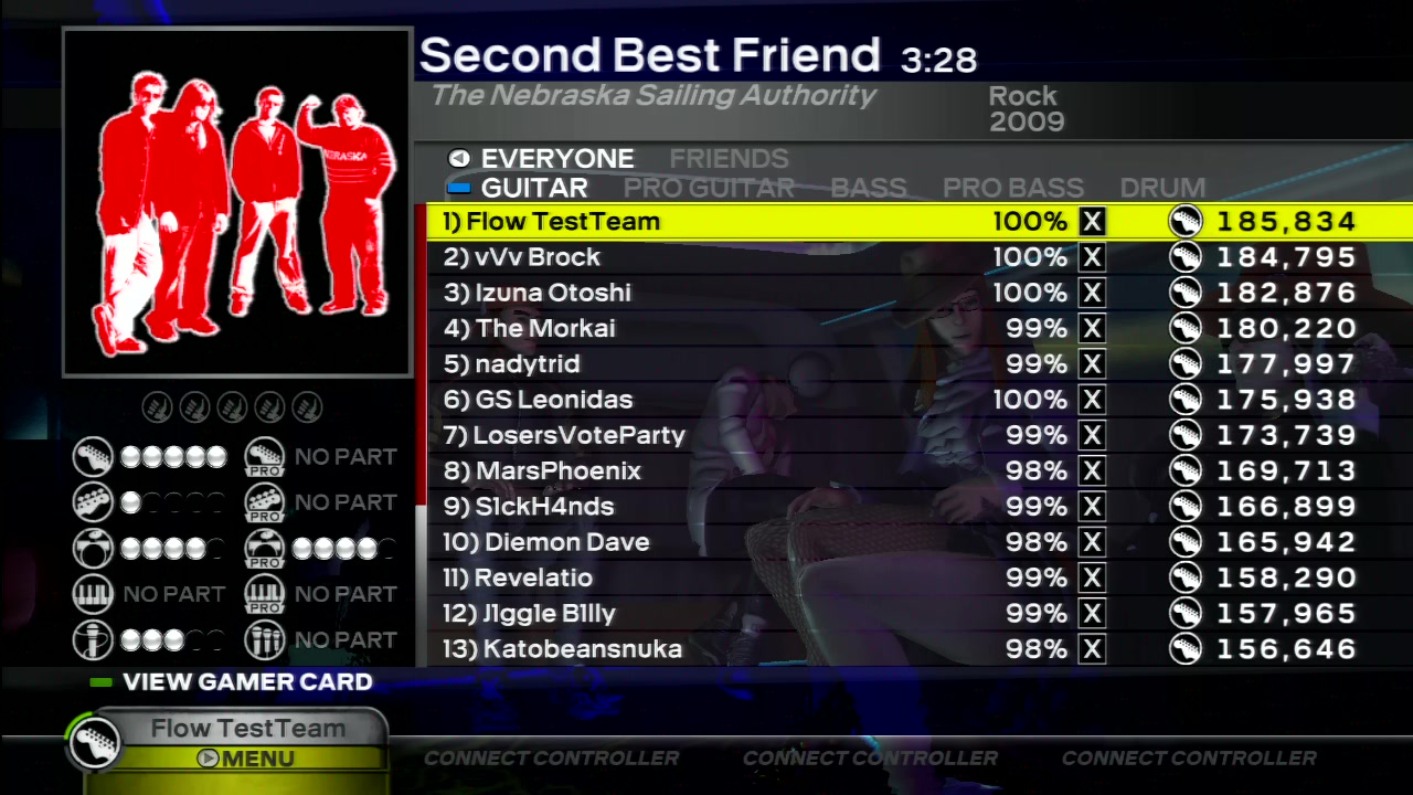 한규환의 세계 1위곡 229번째 !! Scend Best Friend 1..