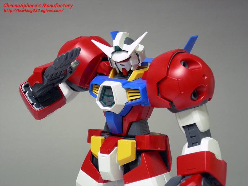 MG Gundam AGE-1 Titus : 건담 에이지-1 타이터스