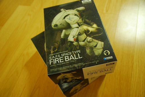 FIRE BALL (SPACE TYPE)..
