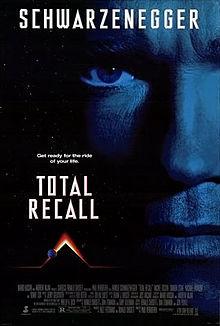 토탈 리콜(1990) - 폴 버호벤의 SF 블록버스터 결정판