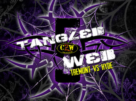 CZW 2012.08.11 Tangled Web V 리포트