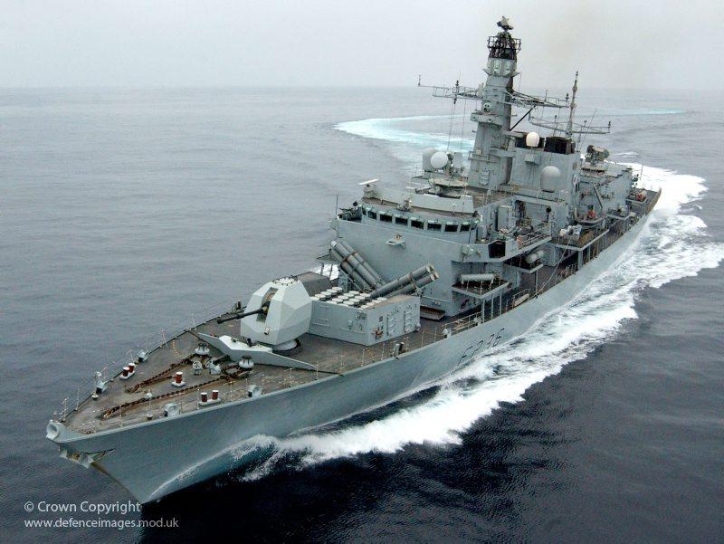 기본 설계를 완료한 영국의 Type 26급 호위함 사업