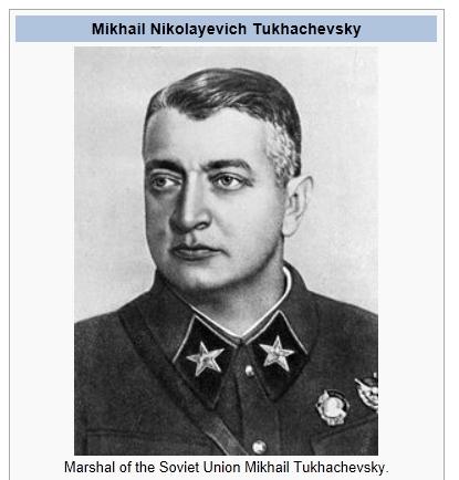 """""""스탈린의 붉은군대 숙청은 나치의 음모였나?"""""""
