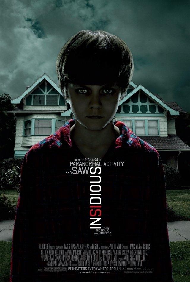 <인시디어스> - 올여름 가장 무서운 공포영화