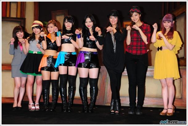 "℃-ute 야지마 마이미, ""관객의 마음을 훔치고 .."