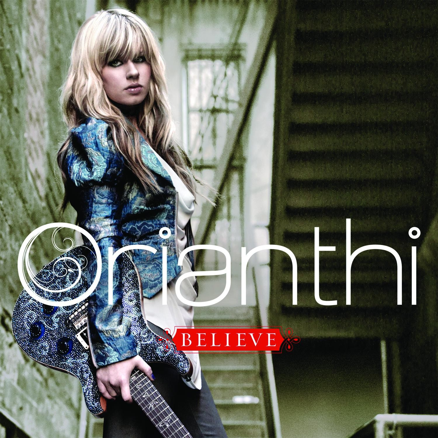 Orianthi - Think Like A Man