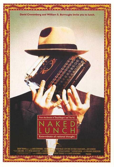 네이키드 런치 / Naked Lunch (1991년)
