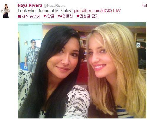 Naya and Diana EP.7 촬영사진!