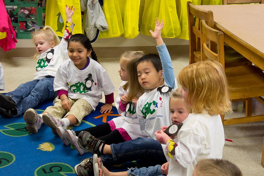 In preschool
